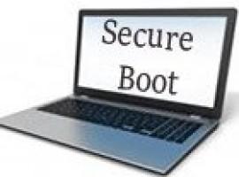 Как отключить Secure Boot в BIOS ноутбука