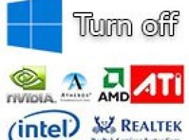 Как отключить автоматическую установку драйверов в Windows (на примере Windows 10)