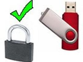 Как снять защиту от записи с флешки (USB-flash drive, MicroSD и пр.)