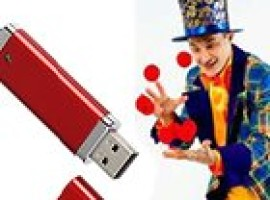Китайские флешки! Фальшивый объем диска — как узнать реальный размер носителя?