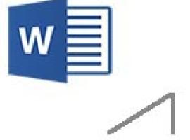 Как в Word сделать линию (2013, 2010, 2007)?