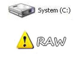 Жесткий диск определяется как RAW, хотя он был отформатирован. Что делать?