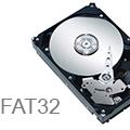 Как изменить файловую систему с FAT32 на NTFS?