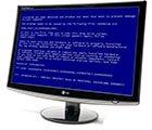 Синий экран смерти. Что делать?
