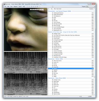 проигрыватели музыки для Windows 7 - фото 7