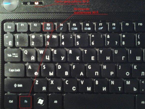 Ноутбук-Acer
