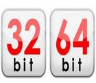 32-64 bits