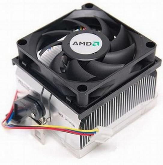 Фотографии коробочного процессора Phenom 9600 Black Edition.
