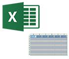 Как создать таблицу в Excel 2013?