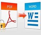 Как перевести Pdf в Word?