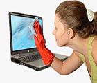 как-почистить-ноутбук-от-пыли