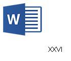 Как в Word написать римские цифры?