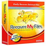 GetData Recovery My Files Prof