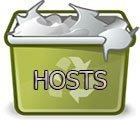 Как очистить (восстановить) файл Hosts?