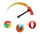 Тормозит браузер? Быстрый браузер — сие легко! Ускорение Firefox, IE, Opera возьми 000%