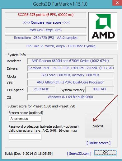 программа для тестирования видеокарты Nvidia - фото 5