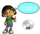 создание образов дисков