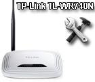 Инструкция по настройке роутера TP-Link TL-WR740N
