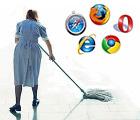 Как посмотреть историю посещения сайтов? Как очистить историю во всех браузерах?