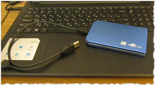 Как подключить SATA HDD/SSD диск
