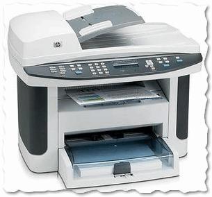 МФУ HP сканер и копир