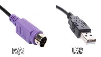 PS2 и USB