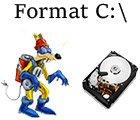 формат-диска