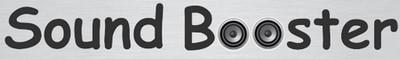 2016-10-02_sound booster-logo