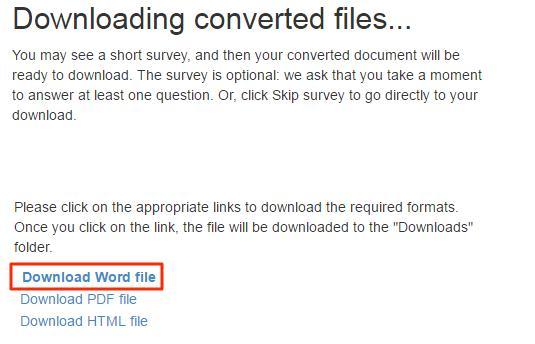 Как конвертировать pdf в word