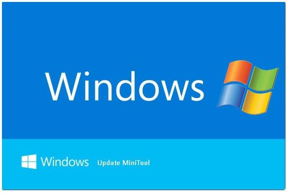 Логотип Windows Update MiniTool