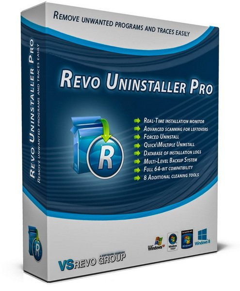 Логотип Revo Uninstaller