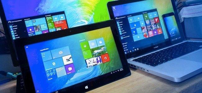 Ноутбук с Windows 10 Pro