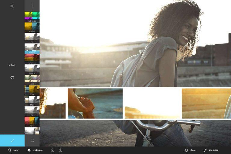 Классное приложение для обработки фото