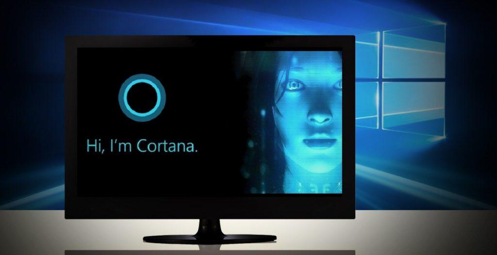 Приветствие Cortana
