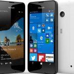 Lumia 640 XL LTE Dual SIM, Lumia 550