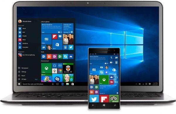 Создание установочной USB-флешки или MicroSD с Windows 10