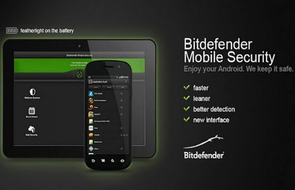 Bitdefender Mobile Security 3.2