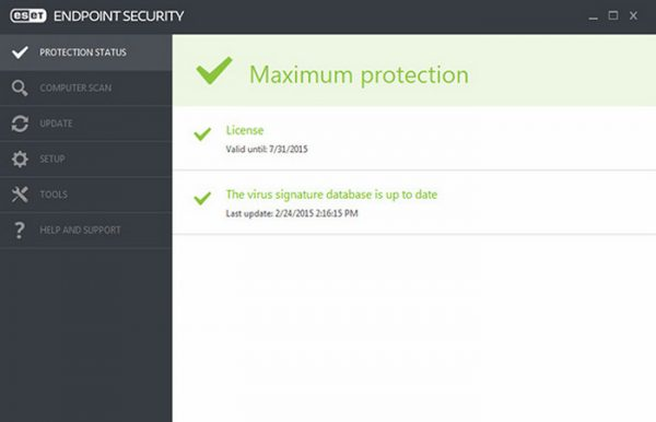 ESET Endpoint Security 6.4