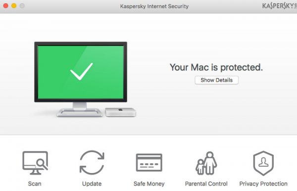 Kaspersky Lab Internet Security for Mac 16