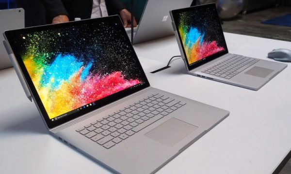 Microsoft Surface Book 2 (13.5-inch)