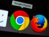 логотипы Google Chrome и Mozilla Firefox