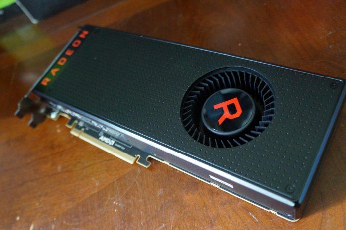 Видеокарта AMD Radeon RX Vega 56