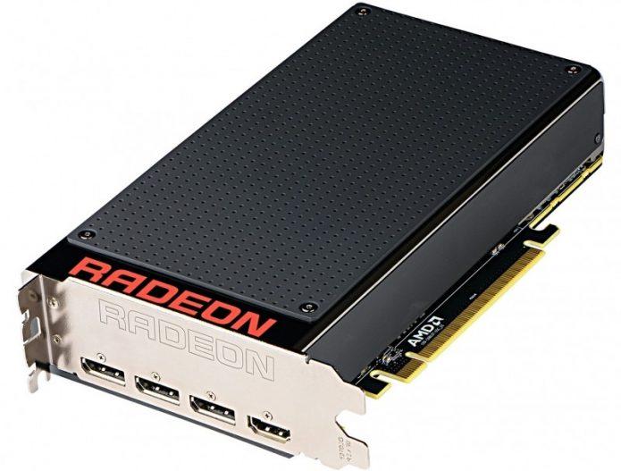 Видеокарта AMD Radeon R9 Fury X