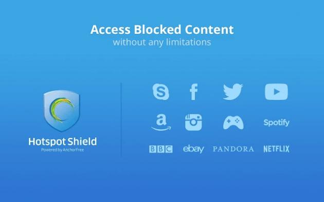 VPN Hotspot Shield