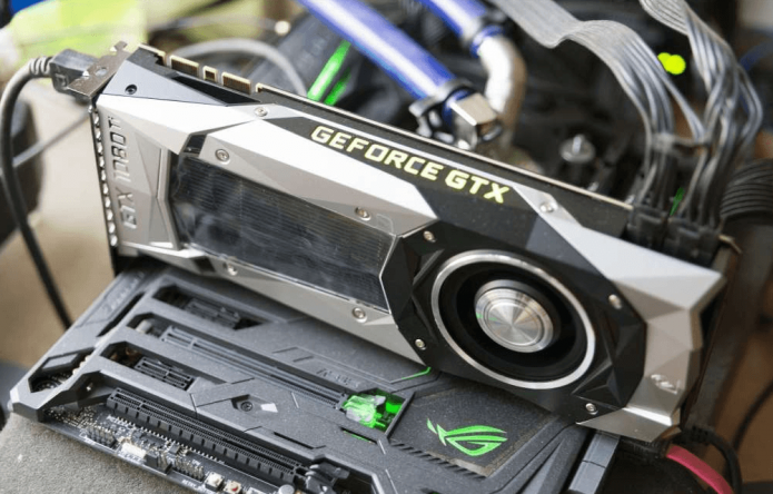 Видеокарта NVIDIA GeForce GTX 1080ti