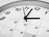 Циферблат и календарь