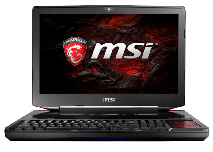 Игровой ноутбук MSI GT83VR 7RF Titan SLI