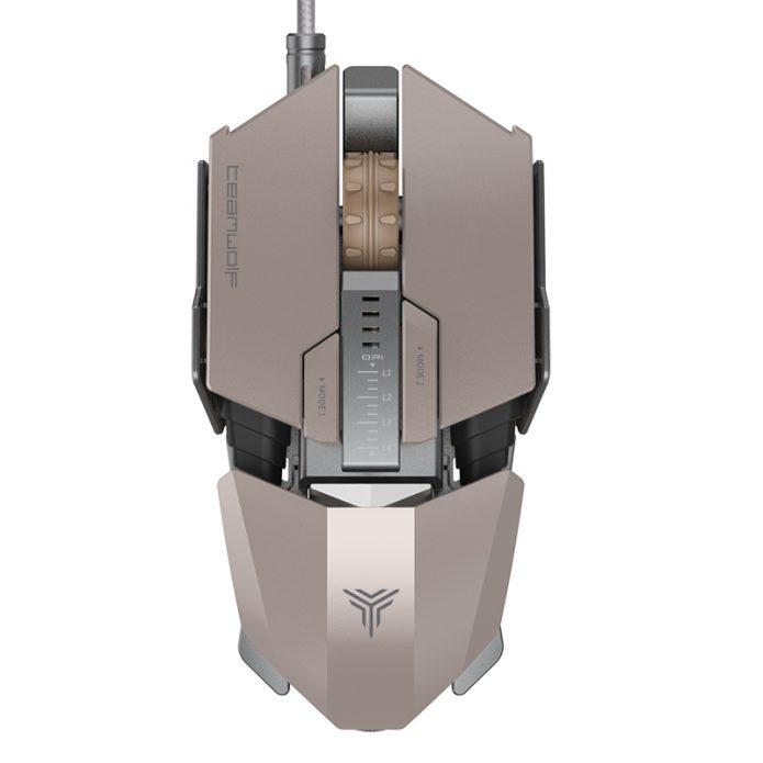 Игровая компьютерная мышь Teamwolf Immortal