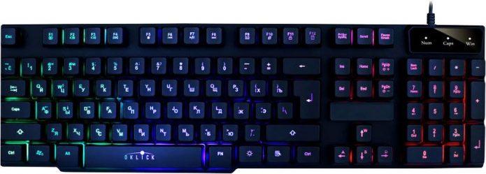 Игровая клавиатура Oklick 760G