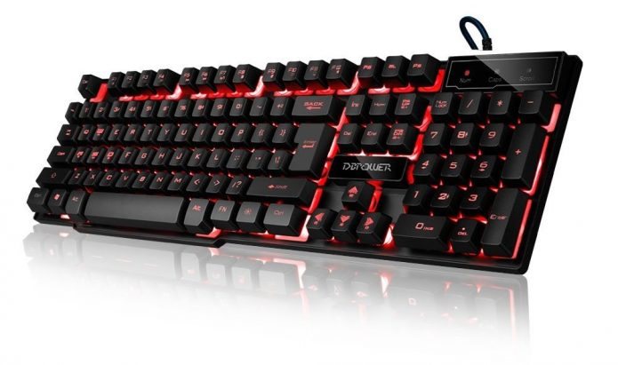 Игровая клавиатура DBPower